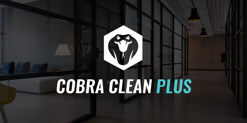 Cobra Clean PLUS