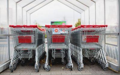 19 filialen van bekende supermarktketen voorzien van mistbeveiliging